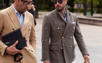 Why a bespoke Solaro suit?