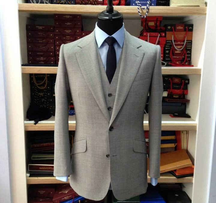 Bespoke suits – why less is more