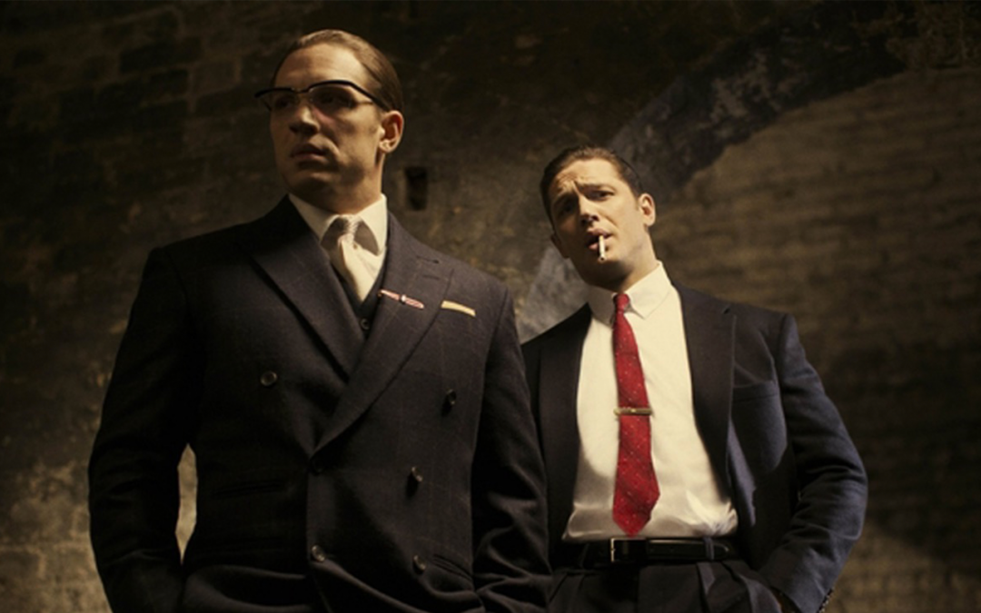 Chris Kerr on dressing Tom Hardy for the film 'Legend'