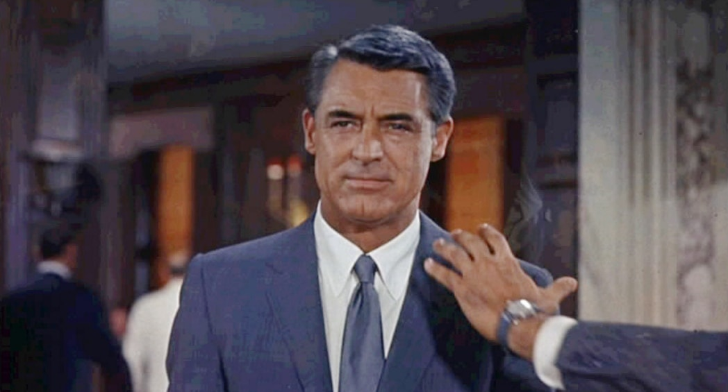 north by northwest suit