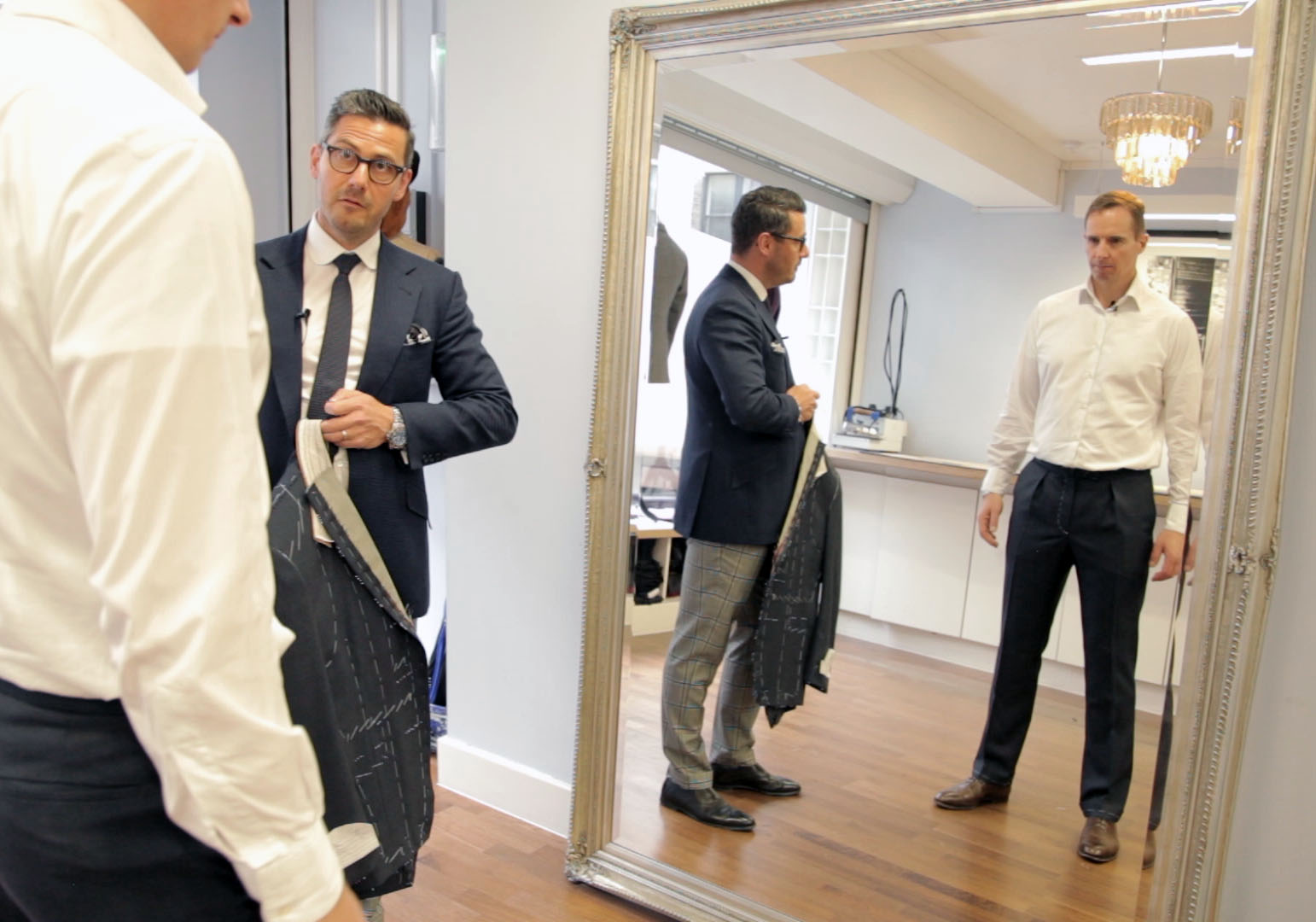Bespoke trousers are a very personal choice – here's why