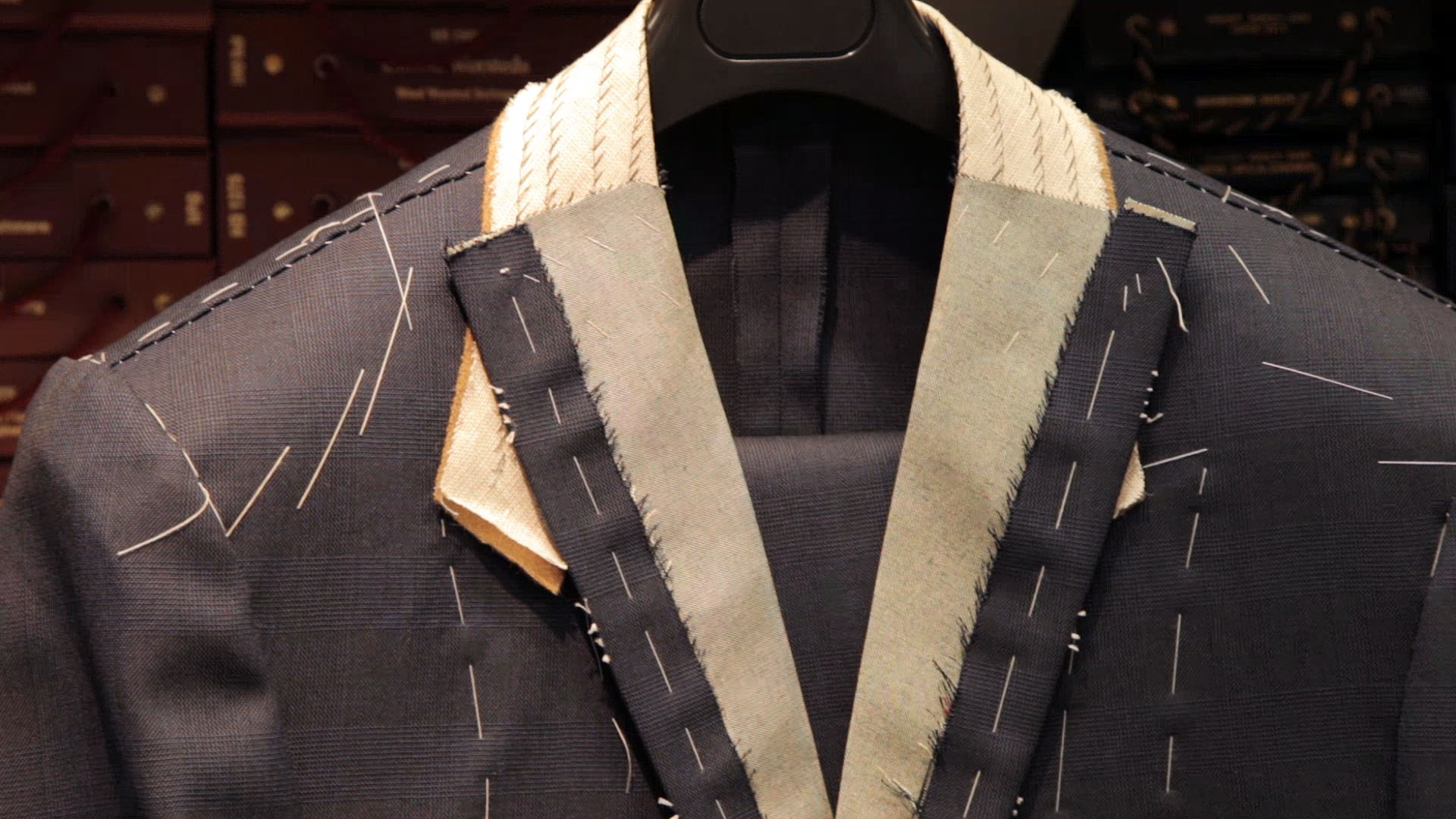 Recreating Cary Grant's North by Northwest Suit: Part 3