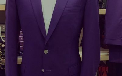 Which buttons to do up on your bespoke suit?