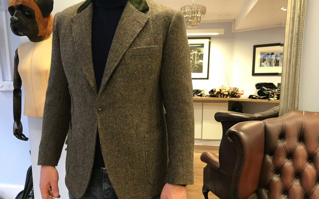 I feel the need, the need for tweed